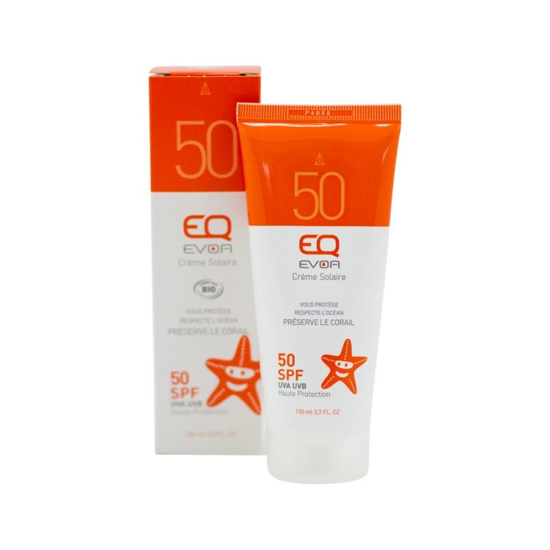 Evoa - Krema za sončenje SPF50